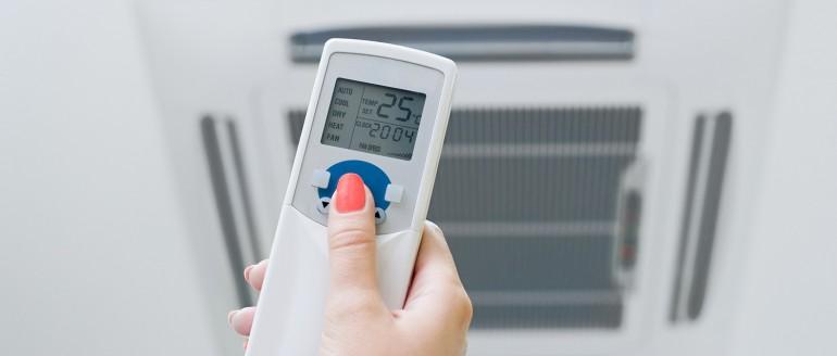 Klimaanlagen in Hotels gefährlich?